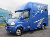 2007 Vauxhall Movano 3.5 Ton Coach built by J.P Horseboxes. Stalled for 2 rear facing.. VERY SMART