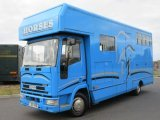 2003 Iveco Eurocargo 75E17 Coach built by Tristar. Stalled for 3 with smart living including toilet and shower. Full tilt cab