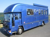 11 Ton Volvo FL Coach built by G C Smith horseboxes. Stalled for 4 with smart living.. One family ownership since new!