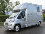 2015 Peugeot Boxer Select Pro. Brand new build. Stalled for 2 rear facing..
