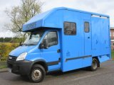 2008 Iveco Daily 6.5 Ton Coach built by Pride horseboxes. Stalled for 2 forward facing. Smart compact living