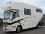 2007 MAN TG 7.5 Ton Automatic. Coach built by Minster horseboxes. Stalled for 3 with smart living.. VERY SMART