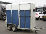 Ifor Williams 505 Horse trailer in Blue