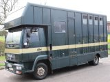 2002 MAN 7.5 Ton Coach built by Tristar. Stalled for 3/4 with smart changing area. Tilt cab