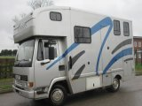Compact DAF 45 130 Coach built by Highbarn. Stalled for 2/3. Smart living. 19ft overall length.. VERY SMART