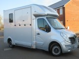 2017 Renault Master 3.5 Ton Select Pro. Brand New Build. Stalled for 2 rear facing... 140 BHP  rare engine model!