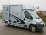 2008 Peugeot Boxer 3.5 Ton Coach built by Equi-trek. Equi-trek sonic. Stalled for 2 rear facing.. Horsebox from new!