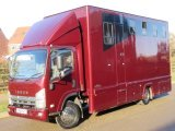 2010 Isuzu N75 Professional conversion by Elite coach works. Stalled for 4. Full automatic chassis. Smart changing area. Ideal working truck
