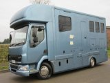 *** DEPOSIT TAKEN *** 2005 DAF LF 7.5 ton  Coach built by Mr Horsebox. Stalled for 3 with smart luxury living. Underfloor storage.  Rear air suspension.. VERY SMART