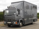 2000 MAN 8163 Coach built by Whittingham Horseboxes. Stalled for 3/4 with smart living.. Very smart