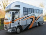 *** DEPOSIT TAKEN *** 2004 Iveco Euorcargo 75E17 Coach built by Whittaker coach builders.  Stalled for 3 with full luxury living.. Stunning horsebox... Only 25,444 Miles from new! Horsebox from new!