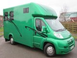 2008 Citroen Relay Foxey Twin weekender. Stalled for 2 rear facing.. Smart living changing area at the rear... Stunning 3.5 ton horsebox.