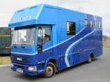 Iveco Eurocargo Coach built by Whittingham. Stalled for 3/4 with smart living. Fantastic payload!