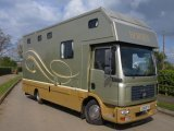 *** DEPOSIT TAKEN *** 2006 MAN TGL Automatic 7.5 Ton Coach built by Solitaire.. 3 stall with full living, sleeping for 4. Tilt cab