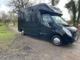 2013 Model Renault Master 3.5 ton Coach built by Regent.. Long stall Pro Model. LWB chassis 83,400 miles..