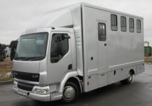 2005 DAF LF Professional Select Transport truck. Stalled for 4.. Excellent condition