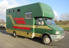 1998 Iveco Daily 6.0 Ton Coach built by Brookland. Stalled for 2 forward facing.. Smart living. Mot Feb 2021