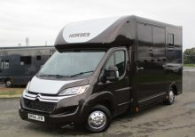 2015 Citroen Relay 3.5 ton Coach built by Select. Select Pro model. Stalled for 2 rear facing.. Defra approved fan fitted with temperature sensor